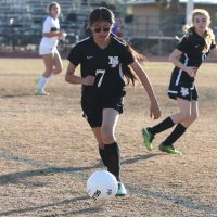 Varsity Girls Soccer 7