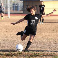 Varsity Girls Soccer 6
