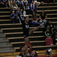 varsity cheer team 1