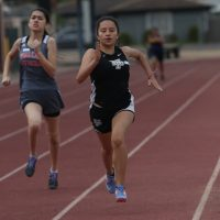 Varsity Girls Track & Field 1